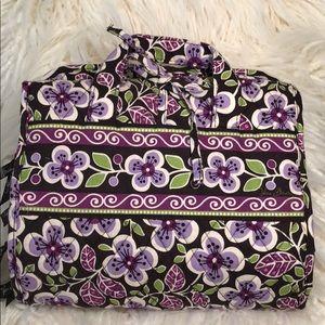 Vera Bradley Travel Cosmetics Bag